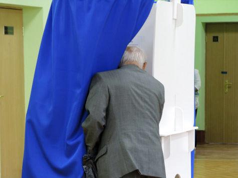 Избиратели проголосовали ногами