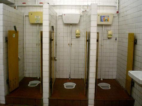 женский общий душ фото