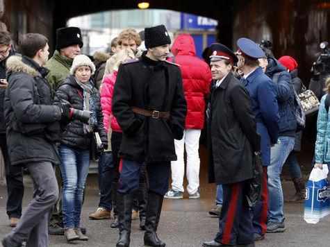 казаки азс топливо евро-4 казачество