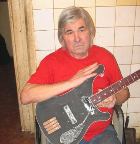 Гитарных дел мастер взорвал себя во время работы