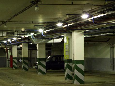 Аренда машино-места в ЦАО будет стоить дороже квартплаты
