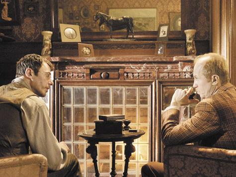 Шерлок Холмс сменит трубку насигару,