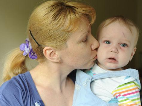 Двухлетний Тимофей Кулешов стал заложником в итальянской клинике