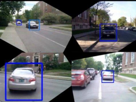 Новое приложение для мобильников позволяет пешеходам игнорировать автомобили