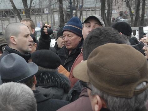 «Марш миллионов» пойдет на Кремль