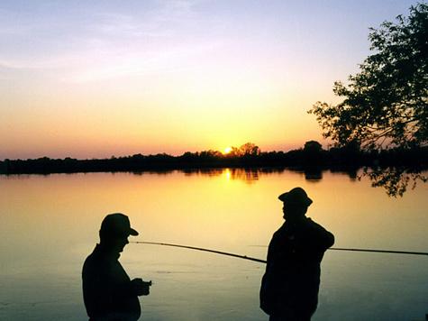 Коммерсантам не позволили выловить одной сеткой всю рыбу в реке