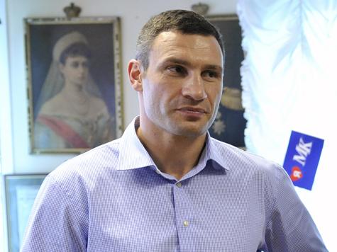 Виталий Кличко — «МК»: «Верховная Рада превратилась в клоунский орган!»