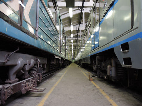 ЧП в московском метро: три версии гибели машиниста