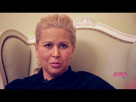 Васильева призналась, что не хотела жить в одной квартире с Сердюковым