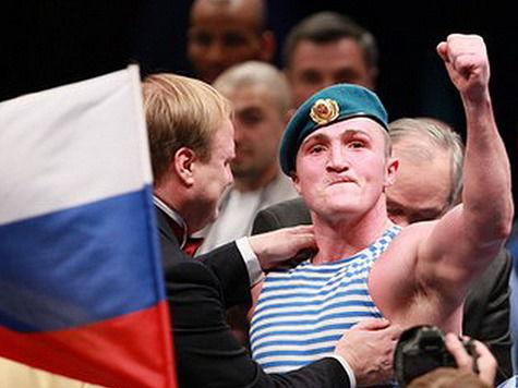 Реванш Лебедева проведет тот же промоутер, что и бой Поветкин-Кличко
