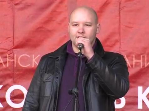 Националист Константинов арестован по подозрению в убийстве
