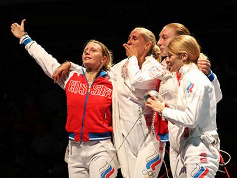 Виолетта Колобова, чемпионка мира-2013 в шпаге: Все соперники сильные. Но мы - лучшие!