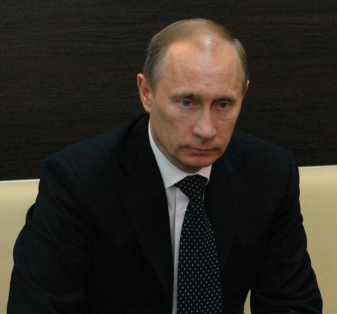 Владимир Путин: «В России продолжают падать дома»