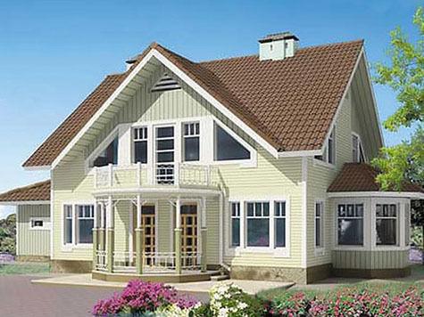 Заказ каркасного дома по финской технологии