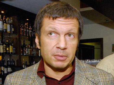 Владимир Соловьев не дал засыпать себя щебнем