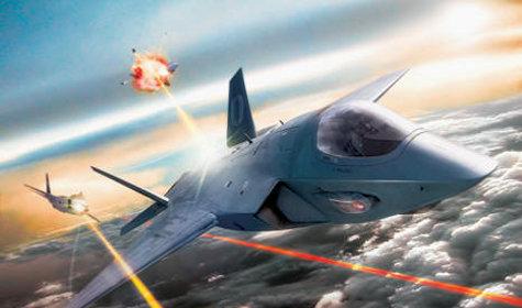 Русские снова взялись за разработку боевых лазеров