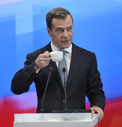 """Медведев ответил НАТО """"Воронежем"""""""