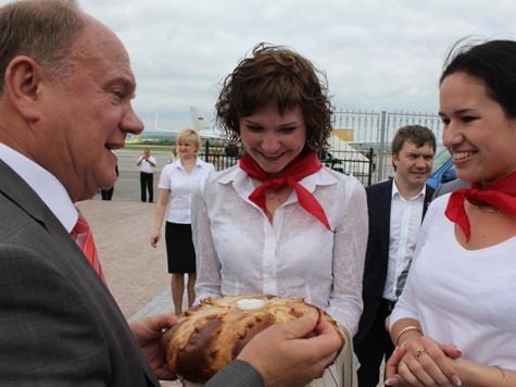 Зюганову понадобилась экстренная помощь главного кардиолога Ставрополья
