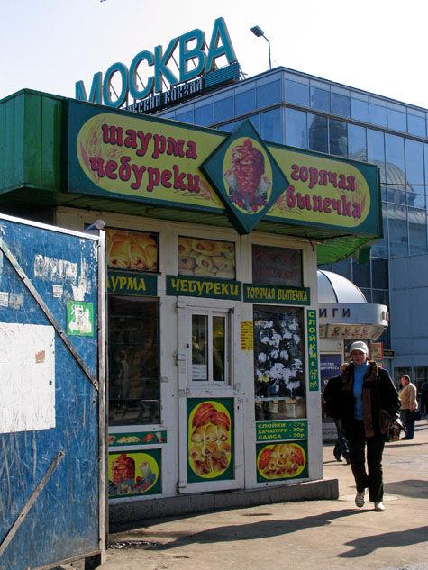 В Москве окончательно добьют ларьки.