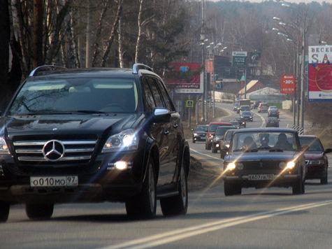 В Москве запустили движение по новой эстакаде на Рублевском шоссе, благодаря которой проезд на участке от МКАД до...