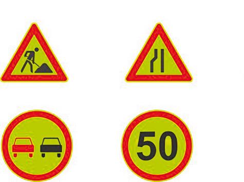 Новые дорожные знаки отпугнут воров и алчных гаишников