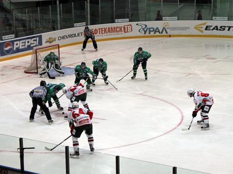Когда политика мешает хоккею