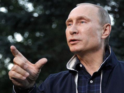 Путин одобрил удар «тяжелой артиллерией» по Конгрессу США