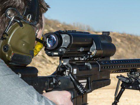 Создана винтовка, превосходящая человеческие возможности