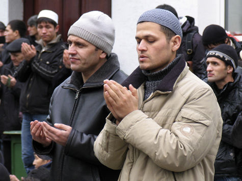 Курбан-Байрам-2013 в Москве: мусульманам выделили ещё три площадки