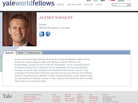 Блогеры: политика из Навального сделал Госдеп США