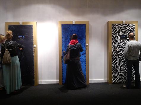 Выставка для подглядывания
