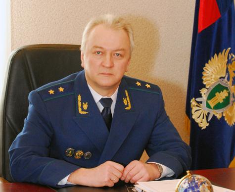 Александр Аникин: «Прокуратура — это не просто работа, это судьба»
