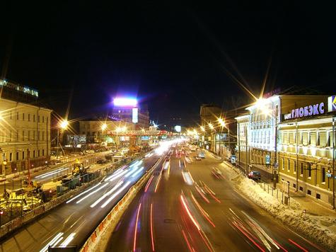 Ночью в Москве теперь теплее, чем днем