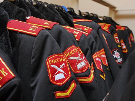 Кадеты впервые станцевали в Кремле