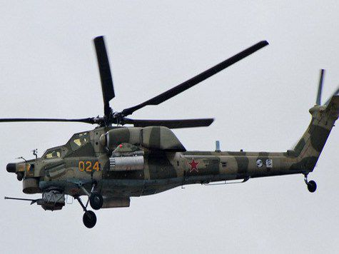 Россия вооружается вертолетом со способностями западных истребителей
