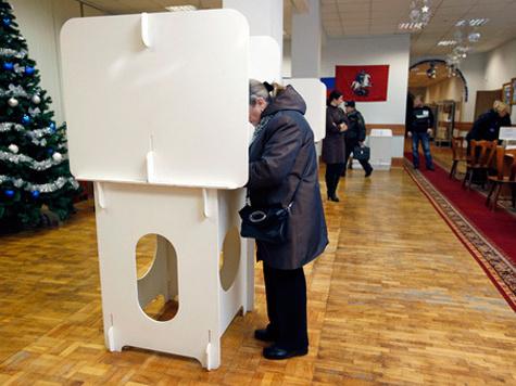"""Международные наблюдатели назвали выборы """"честными и демократическими"""""""