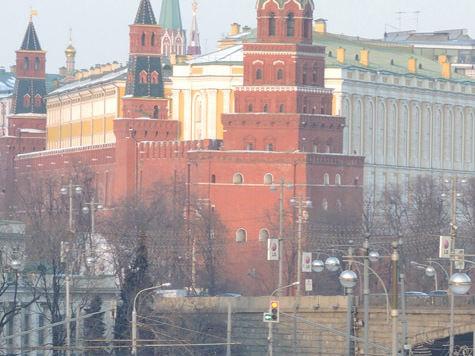 Улицы вокруг Кремля перекроют на три дня