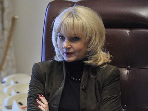 """Госдума утвердила """"мужественную"""" Голикову главой Счетной палаты"""