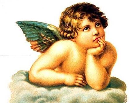 В Подмосковье появился на свет Ангел