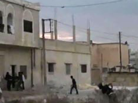 Дамаск взорвали под наблюдением