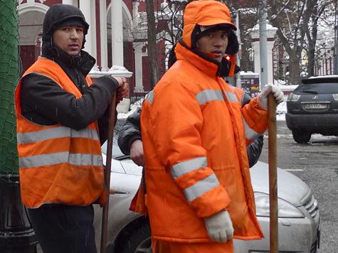 Таджики будут работать на официальных условиях