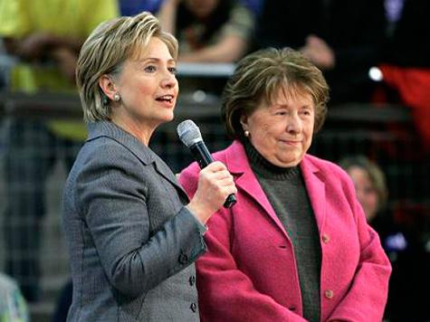 Скончалась мать Хиллари Клинтон
