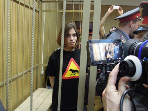 На «России 1» показали фильм про Pussy Riot