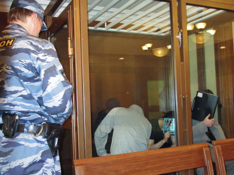 Организаторы теракта в «Домодедово» получили пожизненные сроки