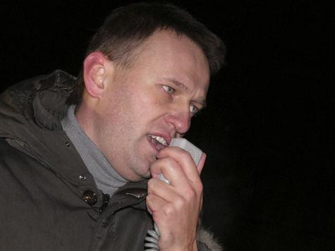 Грабли Прохорова: кремлёвский политтехнолог дарит Навальному партию