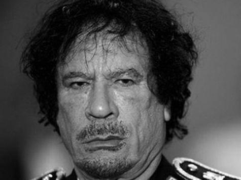Каддафи скончался от ранений