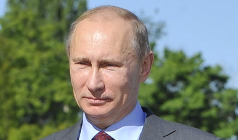 Путин не привез из Мексики японского щенка