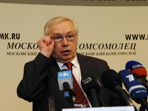 Обжаловав закон об «иностранных агентах», Лукин принял обет молчания на три месяца