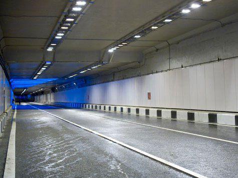 Открылась правая часть Алабяно-Балтийского тоннеля
