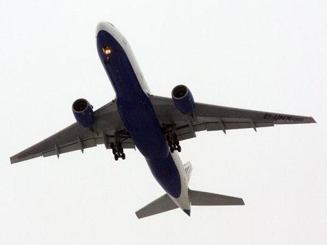 Пассажир устроил дебош  еще до начала полета